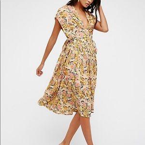 Tee People floral dress